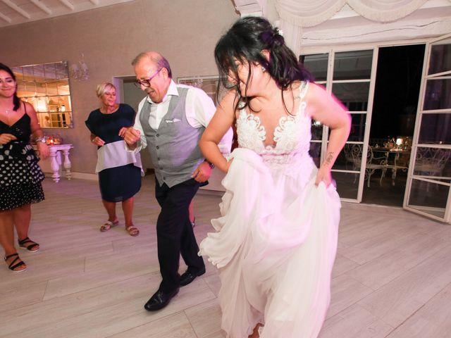 Il matrimonio di Alessandro e Linda a Buti, Pisa 46