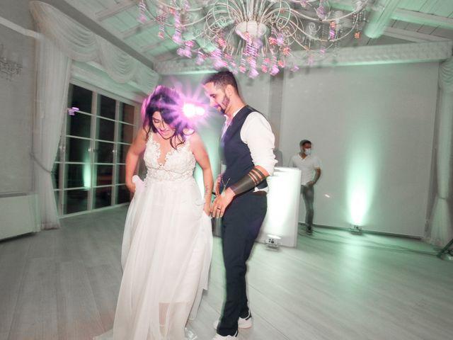 Il matrimonio di Alessandro e Linda a Buti, Pisa 48