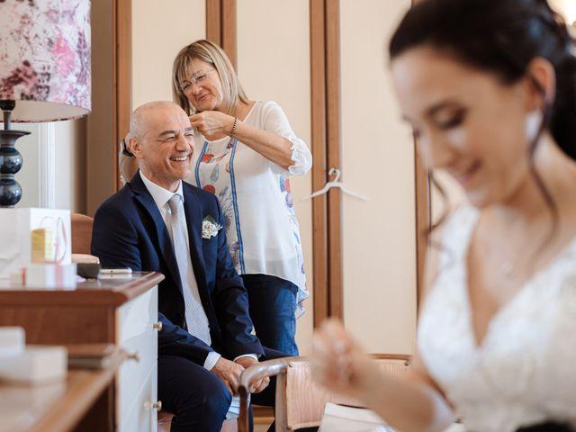 Il matrimonio di Daniele e Jessica a Gorgo al Monticano, Treviso 12