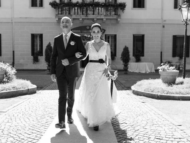 Il matrimonio di Daniele e Jessica a Gorgo al Monticano, Treviso 15