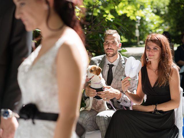 Il matrimonio di Daniele e Jessica a Gorgo al Monticano, Treviso 16