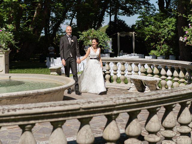 Il matrimonio di Daniele e Jessica a Gorgo al Monticano, Treviso 18