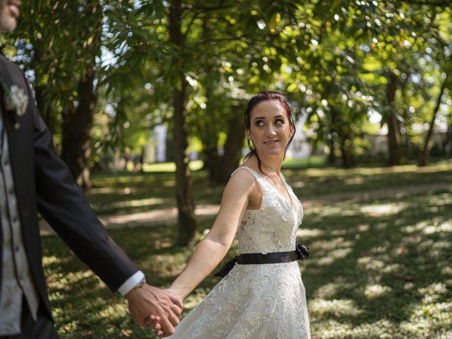 Il matrimonio di Daniele e Jessica a Gorgo al Monticano, Treviso 23