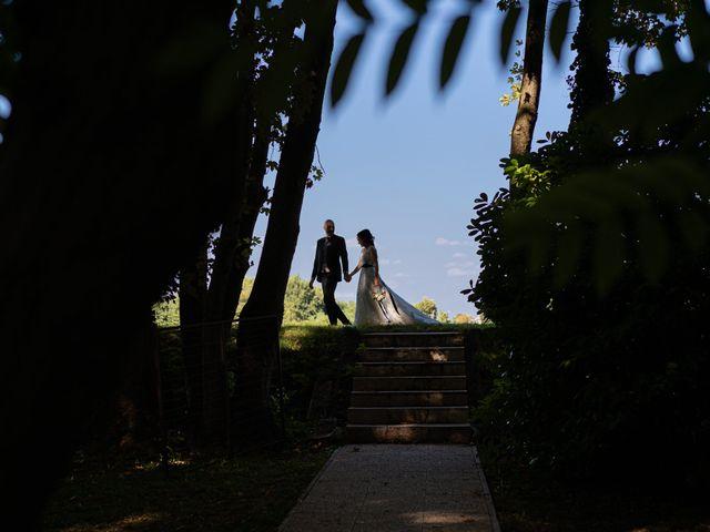 Il matrimonio di Daniele e Jessica a Gorgo al Monticano, Treviso 27