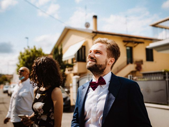 Il matrimonio di Agostino e Marina a Rimini, Rimini 32