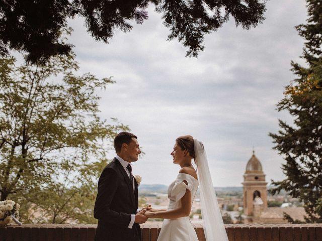 Le nozze di Marina e Agostino