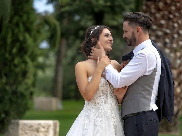 Il matrimonio di Alessandra e Danilo a Serracapriola, Foggia 9