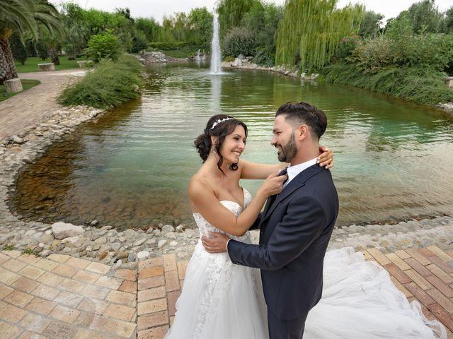 Il matrimonio di Alessandra e Danilo a Serracapriola, Foggia 10