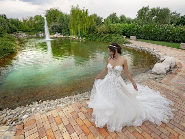 Il matrimonio di Alessandra e Danilo a Serracapriola, Foggia 11