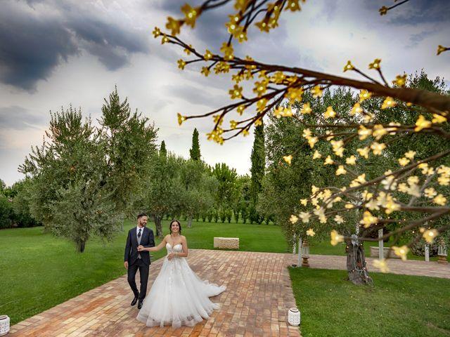 Il matrimonio di Alessandra e Danilo a Serracapriola, Foggia 12