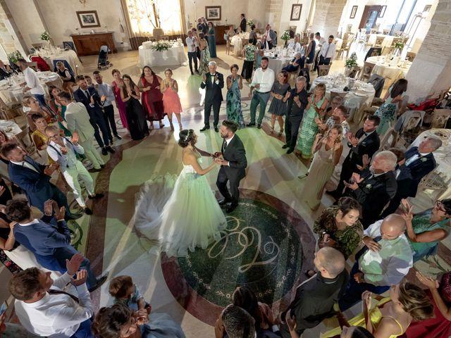 Il matrimonio di Alessandra e Danilo a Serracapriola, Foggia 20