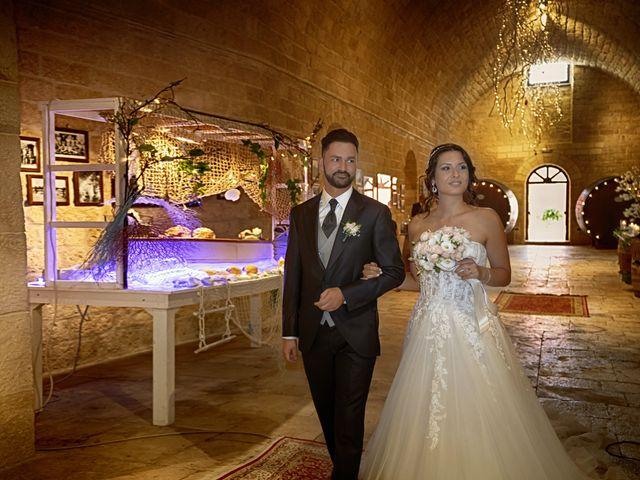 Il matrimonio di Alessandra e Danilo a Serracapriola, Foggia 24