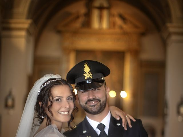 Il matrimonio di Alessandra e Danilo a Serracapriola, Foggia 33