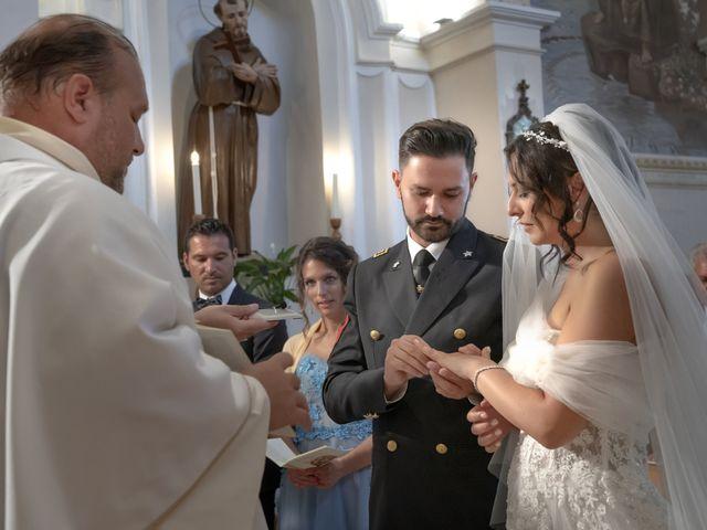 Il matrimonio di Alessandra e Danilo a Serracapriola, Foggia 37