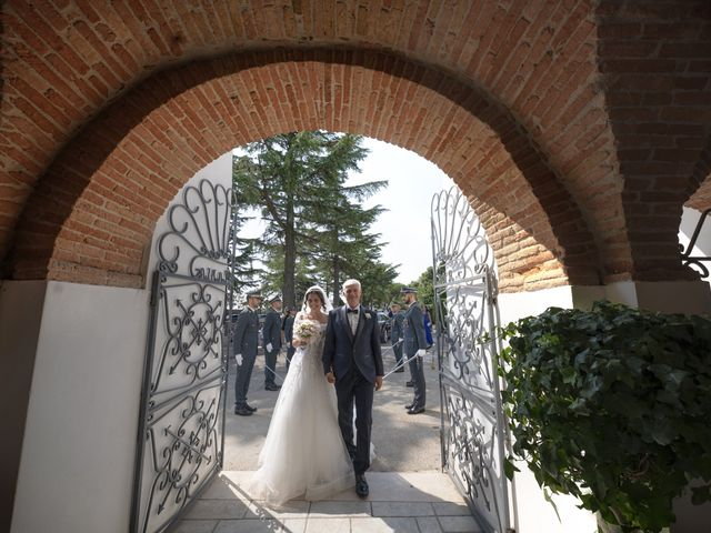 Il matrimonio di Alessandra e Danilo a Serracapriola, Foggia 38