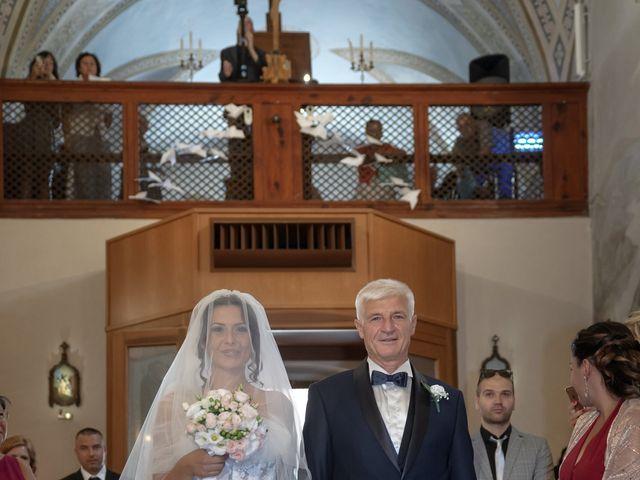 Il matrimonio di Alessandra e Danilo a Serracapriola, Foggia 60