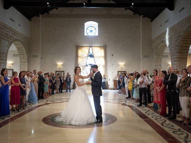 Il matrimonio di Alessandra e Danilo a Serracapriola, Foggia 69