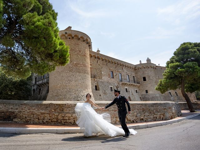 Il matrimonio di Alessandra e Danilo a Serracapriola, Foggia 71