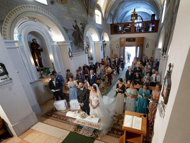 Il matrimonio di Alessandra e Danilo a Serracapriola, Foggia 74