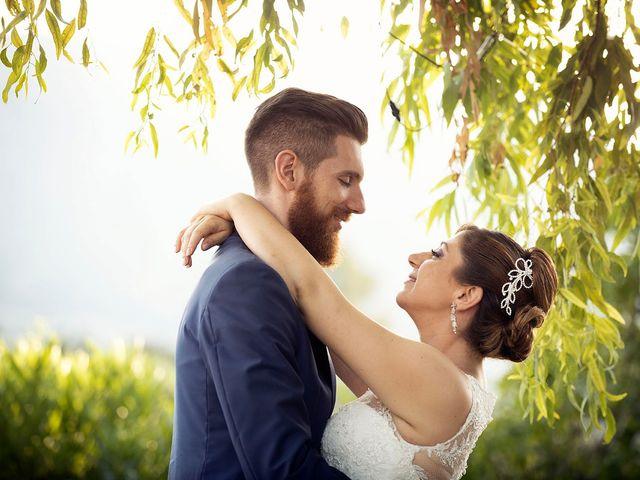 Le nozze di Simona e Maurizio