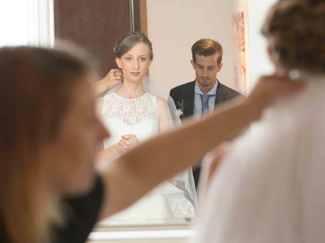 Il matrimonio di Terzio e Nicole a Tirano, Sondrio 23