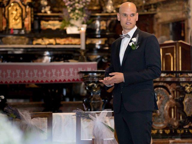 Il matrimonio di Terzio e Nicole a Tirano, Sondrio 33