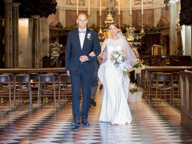 Il matrimonio di Terzio e Nicole a Tirano, Sondrio 52