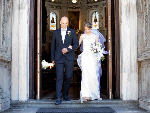 Il matrimonio di Terzio e Nicole a Tirano, Sondrio 49