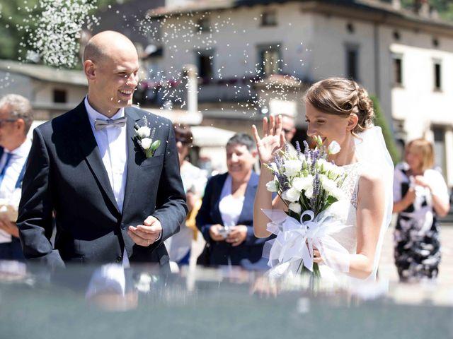 Il matrimonio di Terzio e Nicole a Tirano, Sondrio 50