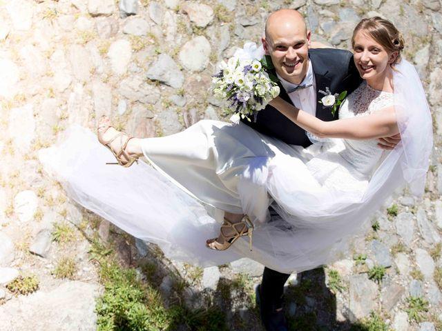 Il matrimonio di Terzio e Nicole a Tirano, Sondrio 51
