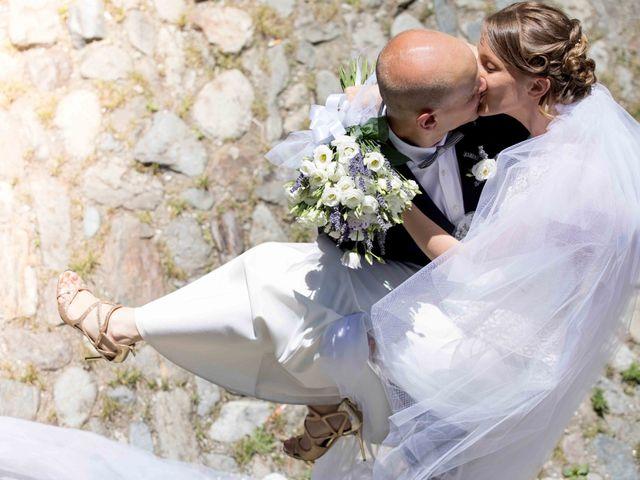 le nozze di Nicole e Terzio