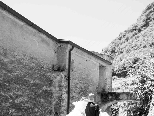 Il matrimonio di Terzio e Nicole a Tirano, Sondrio 8