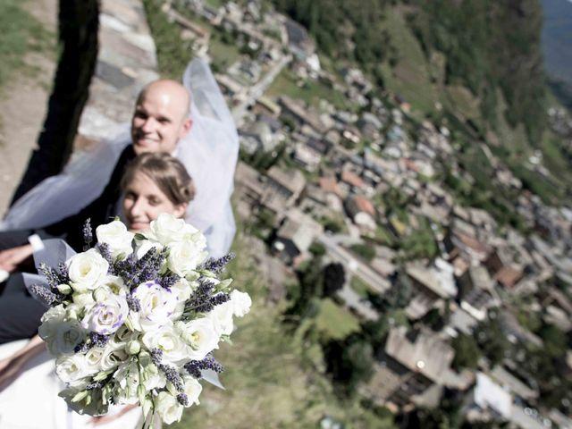 Il matrimonio di Terzio e Nicole a Tirano, Sondrio 53