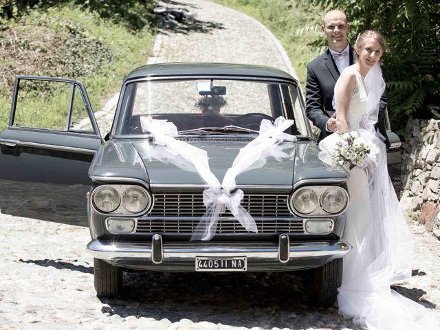 Il matrimonio di Terzio e Nicole a Tirano, Sondrio 61