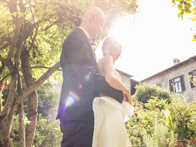 Il matrimonio di Terzio e Nicole a Tirano, Sondrio 56