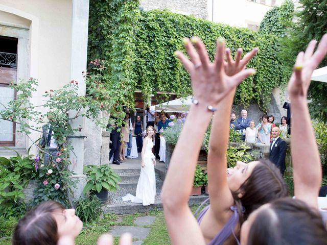 Il matrimonio di Terzio e Nicole a Tirano, Sondrio 66