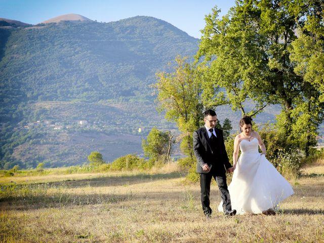 Le nozze di Emilia e Angelo