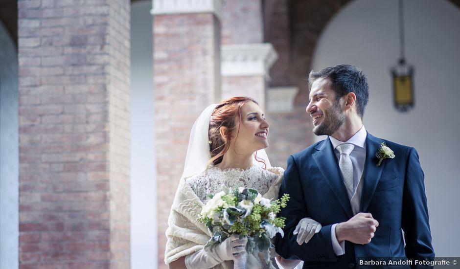 Il matrimonio di Giovanni e Chiara a Roma, Roma