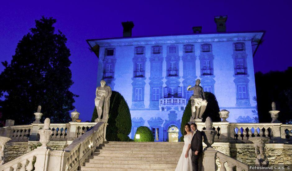 Il matrimonio di Sergio e Laura a Trescore Balneario, Bergamo