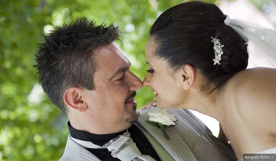 Il matrimonio di Zina e Omar a Noale, Venezia