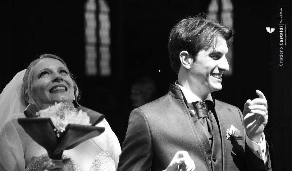 Il matrimonio di Matteo e Carlotta a Roma, Roma
