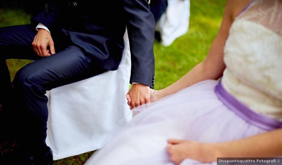 Il matrimonio di Marco e Laura a Cantù, Como