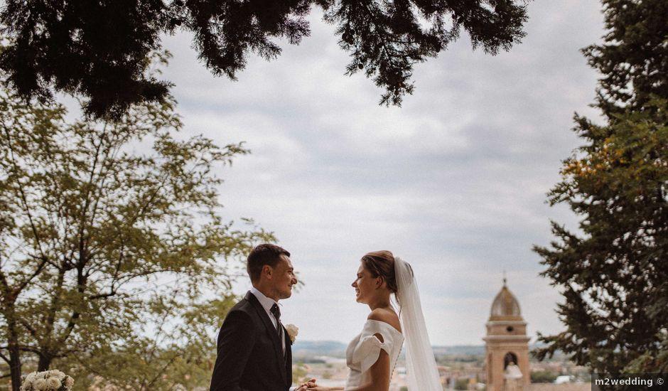 Il matrimonio di Agostino e Marina a Rimini, Rimini