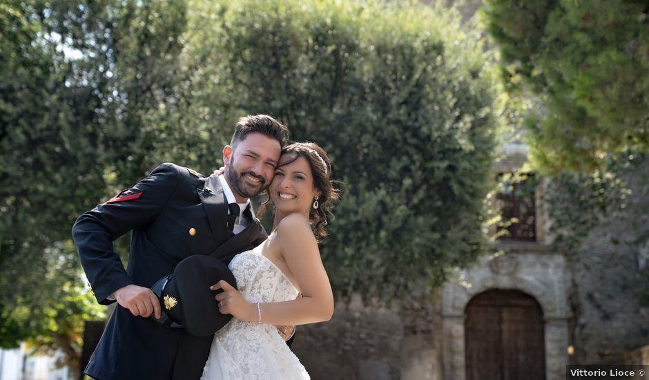 Il matrimonio di Alessandra e Danilo a Serracapriola, Foggia