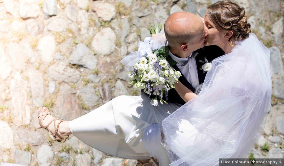 Il matrimonio di Terzio e Nicole a Tirano, Sondrio