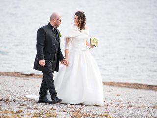 Le nozze di Alessia e Matteo