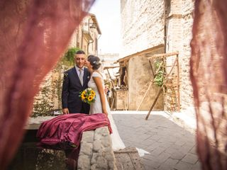Le nozze di Pamela e Enrico