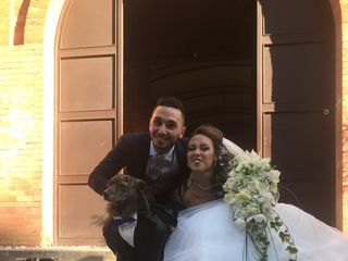 Le nozze di Renato  e Francesca