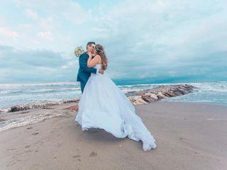 Le nozze di Cinzia e Edoardo