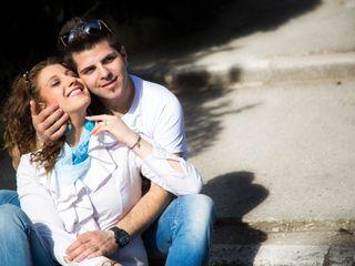 Le nozze di Angelica e Francesco 1